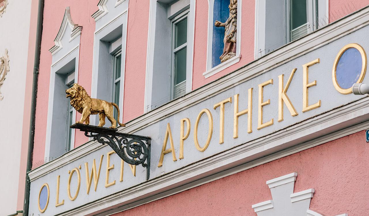 Löwen Apotheke, Straubing