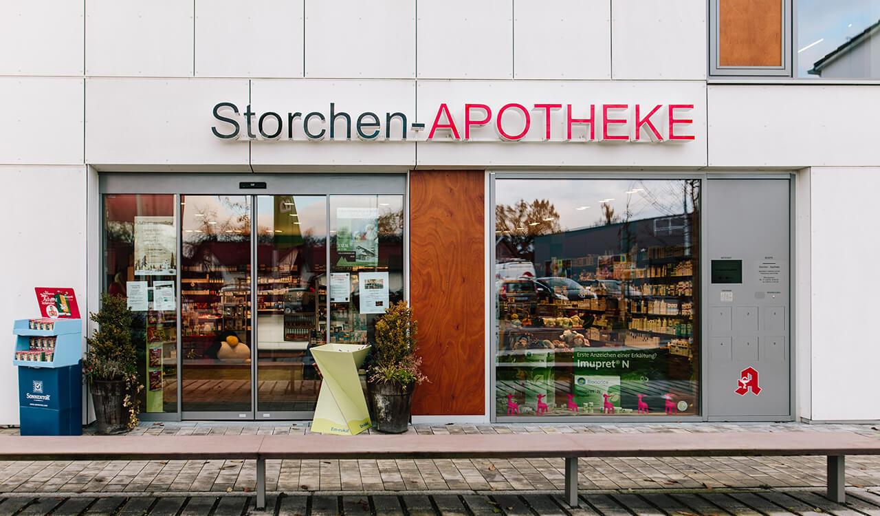 Storchen Apotheke, Straubing