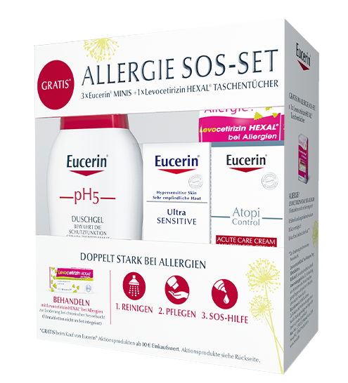 Eucerin Allergie Set