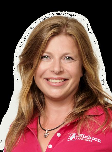 Apothekerin Heidi Lachner