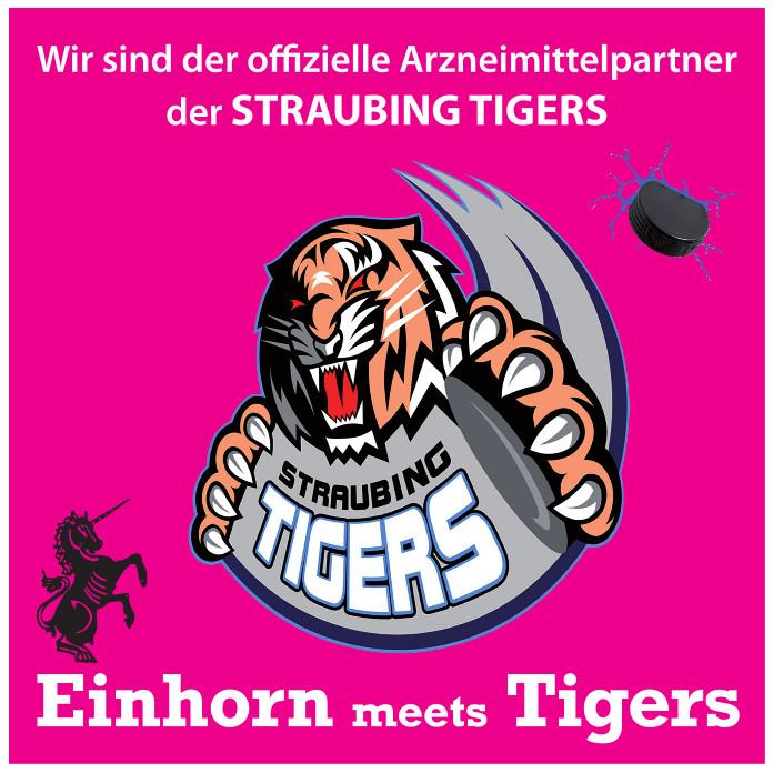 Einhorn-Apotheke – Arzneimittelpartner und Sponsor der Straubing Tigers